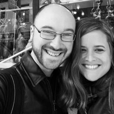 Dan Chelotti and Stacy Elaine Dacheux . San Francisco . 2014