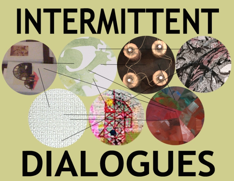 intermittent dialogues . monte vista projects . 2015