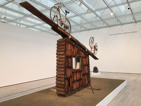 Junk Dada at LACMA . Noah Purifoy . 2015