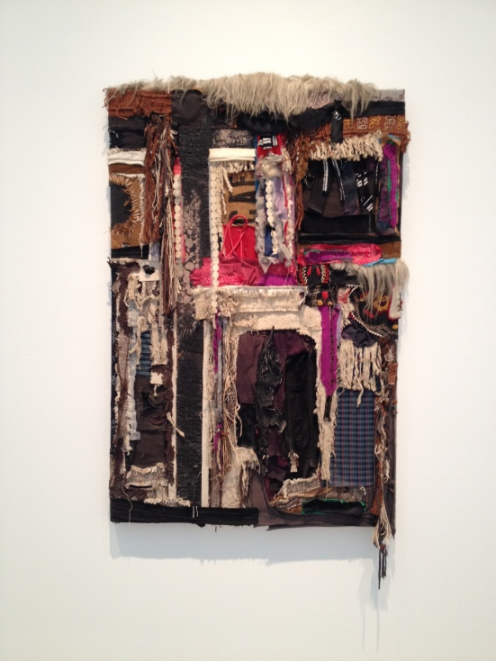 Junk Dada at LACMA . Noah Purifoy . Photo by Adrienne Walser